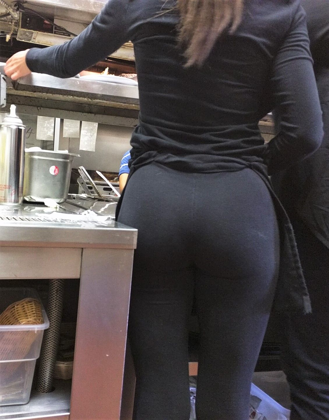 Sexy ass tights