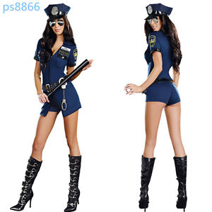 Hot police woman sex