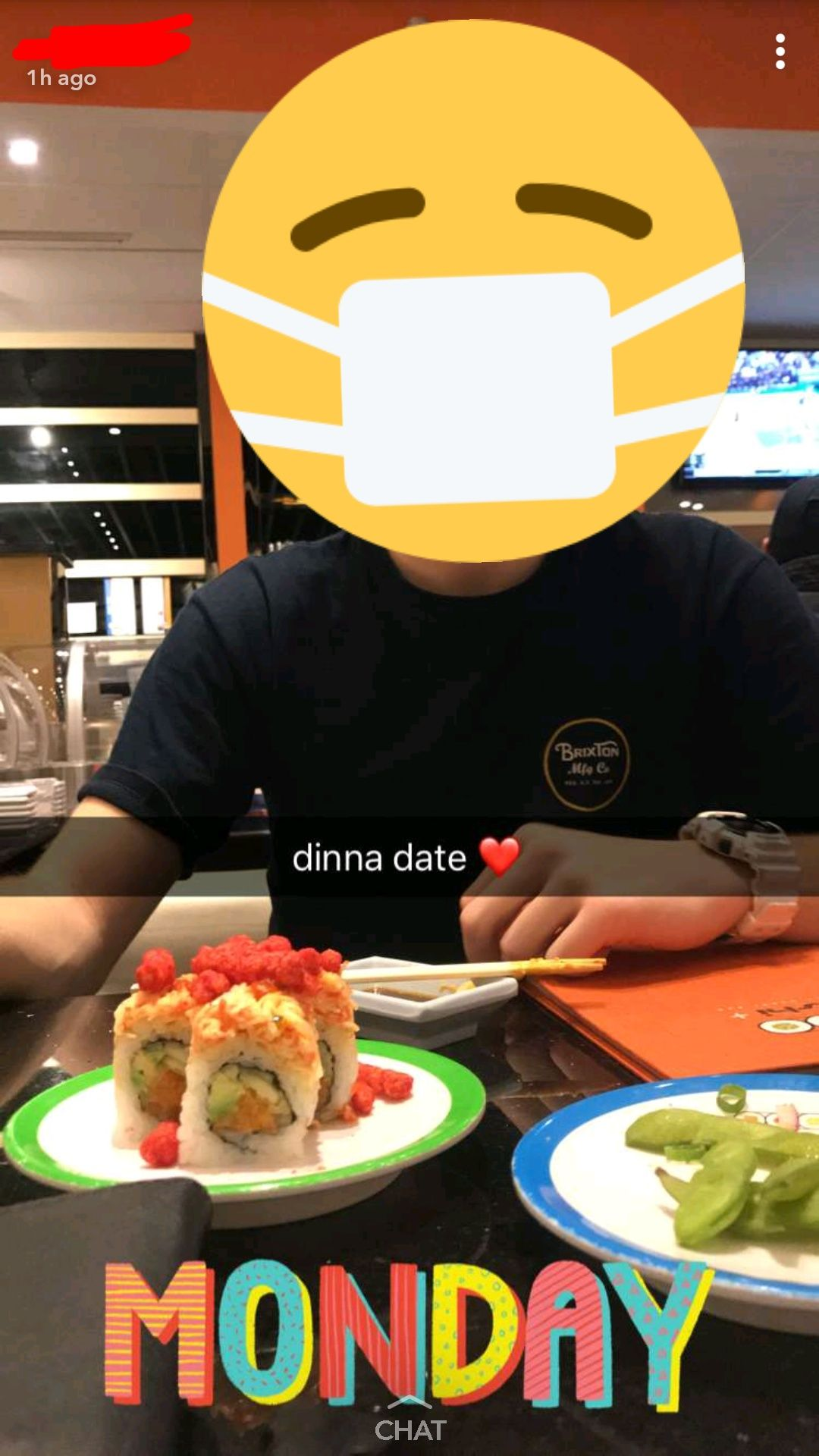Sexual sushi online