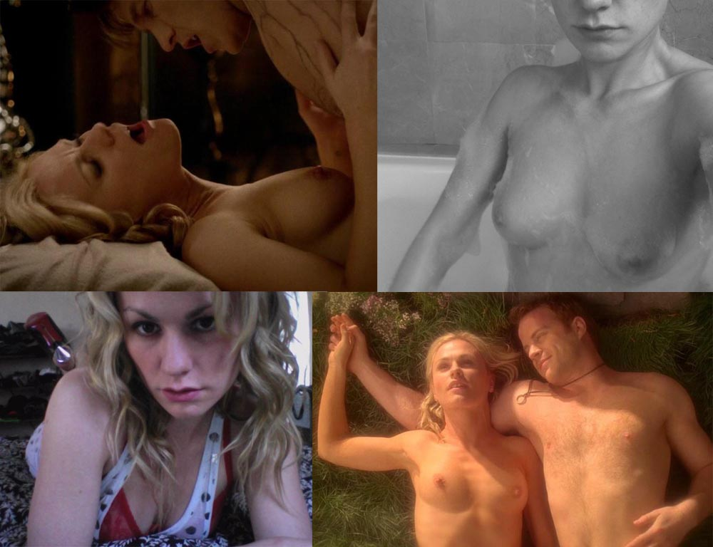 Anna paquin naked true blood sex scenes