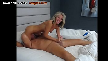 69 with curvy mature blonde tube