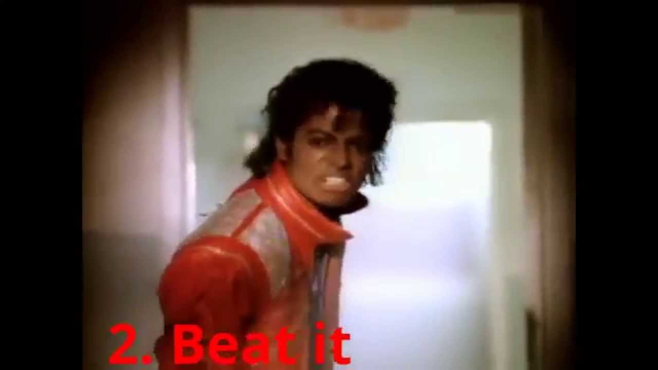 Most popular michael jackson song ever