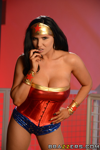 Hot and sexy superheroes fucked