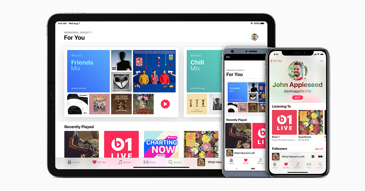 How much money is apple music