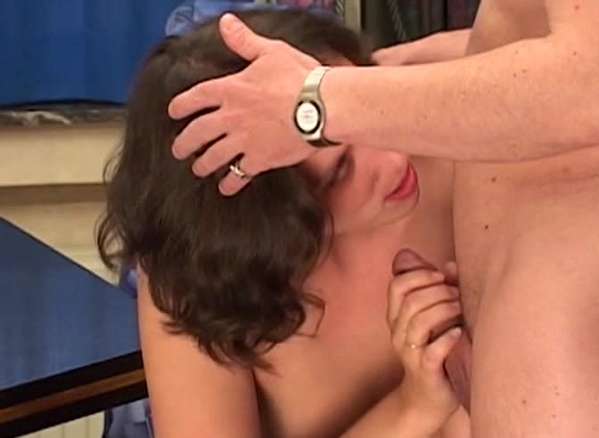 Mature saggy breast group sex