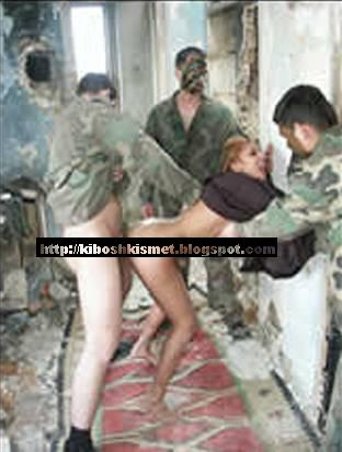 Naked females in iraq