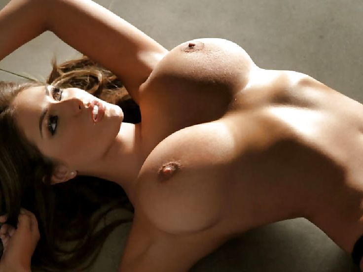 Nude women arching back for sex